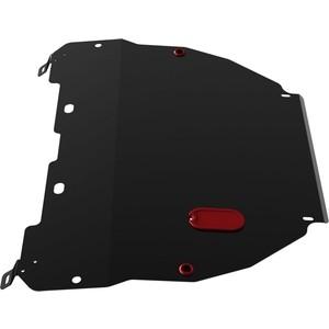 Защита картера и КПП АвтоБРОНЯ для Hyundai Accent (2000-2012), сталь 2 мм, 111.02301.1