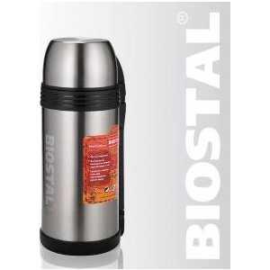 Термос универсальный 1.5 л Biostal Спорт NGP-1500 P фото