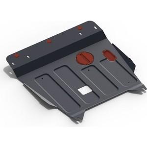 Защита картера и КПП АвтоБРОНЯ для Hyundai i20 (2009-2011), сталь 2 мм, 111.02305.1