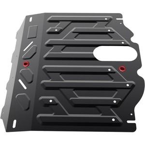 Защита картера и КПП АвтоБРОНЯ для Kia Sorento (2012-н.в.), сталь 2 мм, 111.02823.1 цена