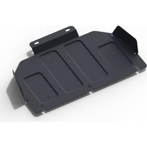 Защита картера АвтоБРОНЯ для Kia Sorento (2006-2009), сталь 2 мм, 111.02808.1 фото