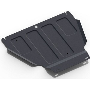 Защита РК АвтоБРОНЯ для Kia Sorento (2006-2009), сталь 2 мм, 111.02810.1 сетка на бампер внешняя arbori для kia sorento 2006 2009 цвет черный