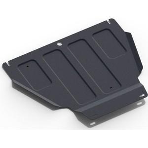 Защита РК АвтоБРОНЯ для Kia Sorento (2006-2009), сталь 2 мм, 111.02810.1
