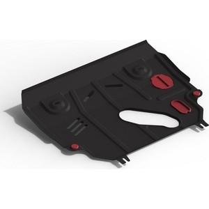Защита картера и КПП АвтоБРОНЯ для Lexus NX 200t (2014-н.в.), сталь 2 мм, 111.03207.1