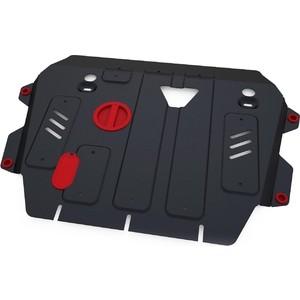 Защита картера и КПП АвтоБРОНЯ для Lifan Cebrium МКПП (2014-н.в.), сталь 2 мм, 111.03310.1