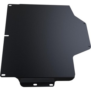 Защита КПП АвтоБРОНЯ для Nissan Patrol (2005-2009), сталь 2 мм, 111.04116.1