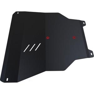 Защита картера и КПП АвтоБРОНЯ для Nissan Rnessa АКПП (1997-2001), Serena (2000-2005), сталь 2 мм, 111.04139.1