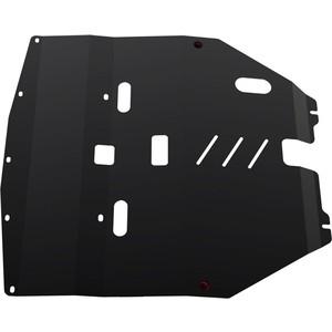 Защита картера и КПП АвтоБРОНЯ для Nissan Teana (2003-2008), сталь 2 мм, 111.04133.1