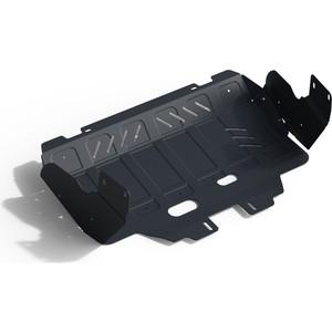 Защита картера Big АвтоБРОНЯ для Subaru Forester (2013-2018), сталь 2 мм, 111.05423.1 фаркоп subaru forester 4x4 без электрики 2013