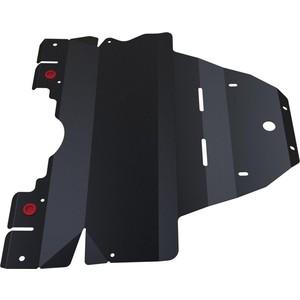 Защита картера АвтоБРОНЯ для Subaru Legacy (2010-2015 / 2019-н.в.), Outback (2010-2015), сталь 2 мм, 111.05408.1