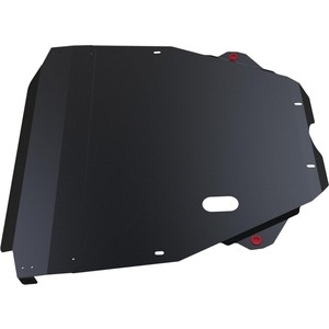Защита картера и КПП АвтоБРОНЯ для Toyota Camry (1996-2001), сталь 2 мм, 111.05733.1