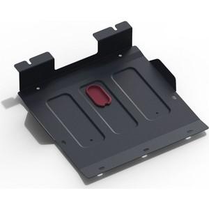 Защита картера АвтоБРОНЯ для Toyota Hilux Surf (1995-2002), Land Cruiser 90 (1996-2001), сталь 2 мм, 111.05738.1