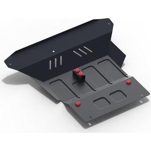 Защита картера и КПП АвтоБРОНЯ для Toyota Rav4 (2000-2005), сталь 2 мм, 111.05743.1