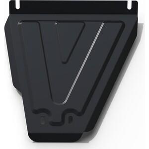 Защита КПП Rival для Chevrolet Niva (2002-2009 / 2009-н.в.), сталь 2 мм, с крепежом, 111.1014.2