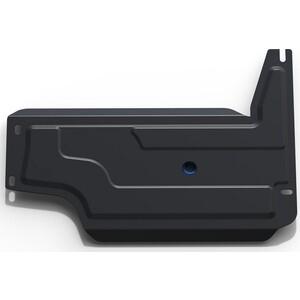 Защита РК Rival для Chevrolet Niva (2002-2009 / 2009-н.в.), сталь 2 мм, с крепежом, 111.1011.3