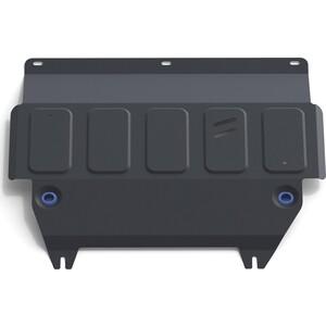 цена на Защита картера и КПП Rival для Ford Fiesta VI (2008-2015 / 2015-н.в.), сталь 2 мм, с крепежом, 111.1805.2
