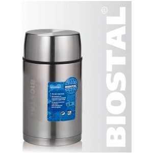 Термос для еды 0.8 л Biostal Авто суповой NRP-800