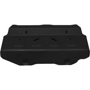 Защита радиатора и картера ч.1 Rival для Toyota Fortuner II 4WD (2017-н.в.) / Hilux VIII (2015-н.в.), сталь 2 мм, без крепежа, 1.9501.1