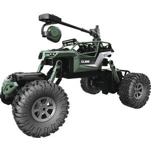 Бггги РУ 1Toy 2,4GHz, 4WD, wifi кам. 480p, 1:16, болотный (Т11392)