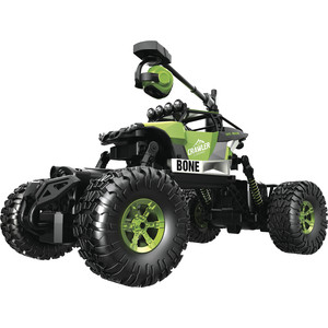Бггги РУ 1Toy 2,4GHz, 4WD, wifi кам. 480p, 1:16, зелёный (Т10973)