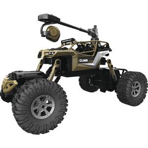 Багги РУ 1Toy 2,4GHz, 4WD, wifi кам. 480p, 1:16, коричневый (Т11393)
