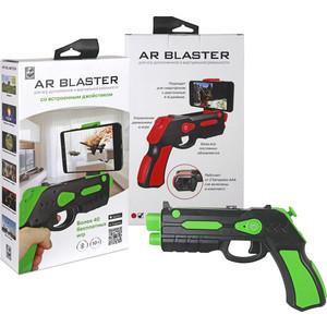 Бластер 1Toy AR - соединение Bluetooth, игра через приложение AR Gun Pro (Т12347) йоко набор 4в1 детский 4 6 9 12эл супергерои ar игра 04634