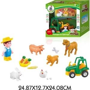 Игровой набор 1Toy Наша ферма (Т11047) 1toy игровой набор прощай оружие профи топор 1toy