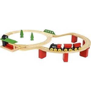 цена на Игровой набор Brio Классика Делюкс Железная дорога (33424)