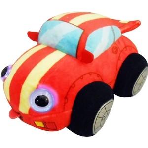 Мягкая игрушка 1Toy Дразнюка-БИБИ Гоночная Машинка,15см. (Т12048)
