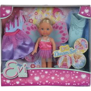 Кукла Simba Еви в 3 образах: русалочка, принцесса, фея (5732818) кукла simba еви со стильной собачкой 358178 5730944