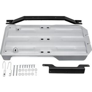 Защита КПП и РК Rival для Lexus GX (2009-н.в.) / Toyota FJ Cruiser (2010-н.в.) / LC 150 (2009-н.в.), алюминий 4 мм, 333.5785.1 for toyota fj cruiser 2010 2011 2012 led daytime running lights drl fog lamp car styling wholesale d10