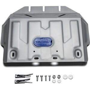 Защита картера Rival для Lexus GX (2009-н.в.) / Toyota FJ Cruiser (2010-н.в.) / LC 150 (2009-н.в.), алюминий 4 мм, 333.5784.1 for toyota fj cruiser 2010 2011 2012 led daytime running lights drl fog lamp car styling wholesale d10