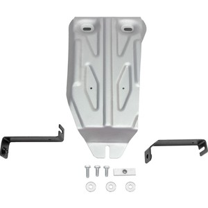 Защита редуктора Rival для Nissan Terrano 4WD (2014-н.в.) / Renault Duster (2011-н.в.), Kaptur (2016-н.в.), алюминий 4мм, 333.4719.1