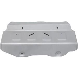 Защита радиатора и картера ч.1 Rival для Toyota Fortuner 4WD / Hilux 4WD (2015-н.в.), алюминий 4 мм, без крепежа, 3.9501.1 защита картера и кпп rival для jeep renegade 4wd 2015 н в алюминий 4 мм 333 2736 1