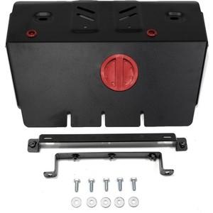 Защита радиатора АвтоБРОНЯ для Lexus GX 460 (2009-н.в.) / Toyota LC 150 Prado (2009-н.в.), сталь 2 мм, 111.09516.1