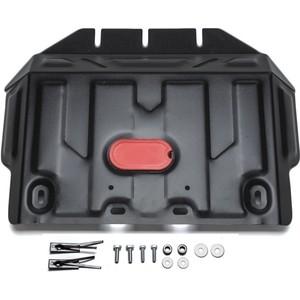 Защита картера АвтоБРОНЯ для Lexus GX 460 (2009-н.в.) / Toyota LC 150 Prado (2009-н.в.), сталь 2 мм, 111.05784.1 защита картера alfeco 24 35 toyota verso 2009 1 8