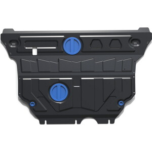 цена на Защита картера и КПП Rival для Audi A3 (2012-н.в.) / Seat Leon (2013-2014) / Skoda Superb III (2015-н.в.) / VW Golf VII (2012-н.в.), сталь 2 мм, 111.0322.1
