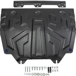 Защита картера и КПП Big Rival для Mazda 3 BM (2013-2018) / 6 GJ (2012-2018 / 2018-н.в.) / CX-5 I, II (2011-н.в.) / CX-9 II (2017-н.в.), сталь 2 мм, 111.3817.1 blue fuel injector nozzle l3k9 13 250 for 2006 2013 mazda 3 6 cx 7 2 3l l3k913250