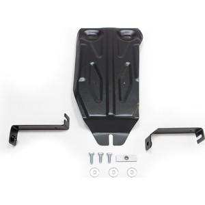цена на Защита редуктора Rival для Nissan Terrano III 4WD (2014-н.в.) / Renault Duster I 4WD (2011-н.в.) / Kaptur 4WD (2016-н.в.), сталь 2 мм, 111.4719.1
