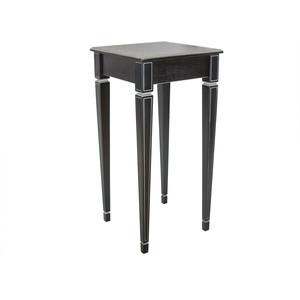Подставка Мебелик Васко В 47Н венге/серебро подставка мебелик васко в 46н венге серебро