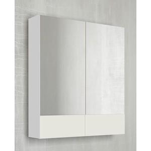 Зеркальный шкаф 1Marka Соната 75 белый (4604613311438)