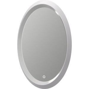 Зеркало 1Marka Aima Cloud с подсветкой и подогревом, белое (4604613323417) стельки с подогревом юа