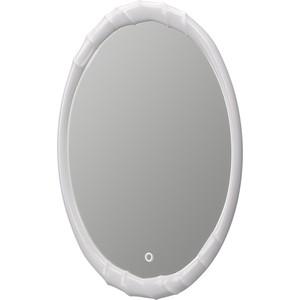 Зеркало 1Marka Aima Mirage с подсветкой и подогревом, белое (4604613323431) стельки с подогревом юа