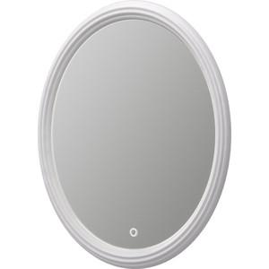 Зеркало 1Marka Aima Pearl с подсветкой и подогревом, белое (4604613323448) стельки с подогревом юа