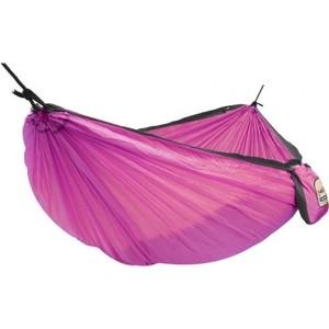 цены на Гамак Milli одноместный туристический Voyager purple  в интернет-магазинах