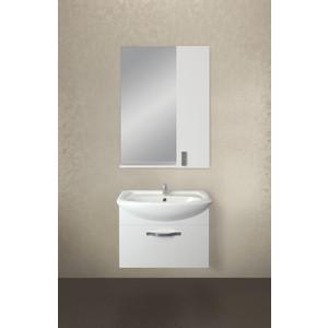Мебель для ванной 1Marka Вита 65П с ящиком, белый глянец