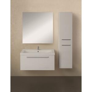Мебель для ванной 1Marka Соната 58П с ящиком, белый глянец