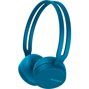 Наушники Sony WH-CH400 blue цена и фото