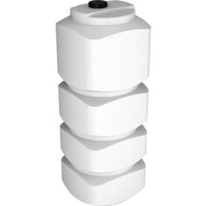 Емкость ЭкоПром L 1000 oil белая (103.1000.001.1)