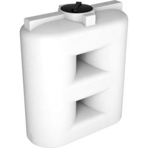 Емкость ЭкоПром S 1500 oil белая (104.1500.001.1)